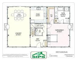 modern open floor house plans small house open floor plans small open concept house plans