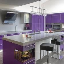 cuisine violette ravishing decoration cuisine violette id es de design piscine
