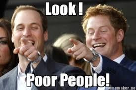 Royal Family Memes - royalty memes poor people steemit