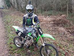 stolen motocross bikes stolen kawasaki kx 250 kx 125 kx 85