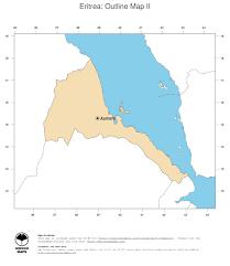 africa map eritrea map eritrea ginkgomaps continent africa region eritrea