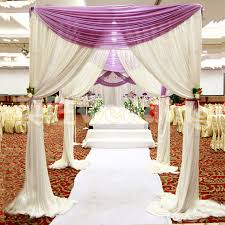 wedding decorations wholesale wholesale wedding arch square pavilion backdrop curtains wedding