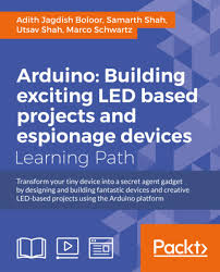 arduino building led and espionage projects ebook by adith