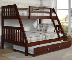Bunk Beds  Bunk Bed With Trundle And Drawers Bunk Bed With - Trundle bunk bed with desk