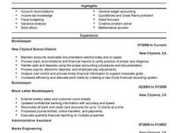 Best Experience Resume Sample by Bookkeeper Resume Sample Online Gallery Photos Of Bookkeeper