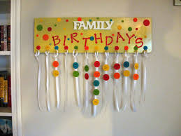birthday board the villegas nest family birthday board