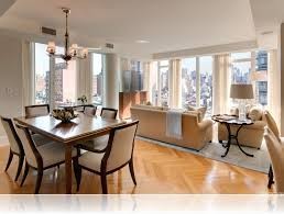 dining room kitchen and dining room combo home design image