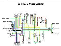 scooter turn signal wiring diagram wiring diagrams