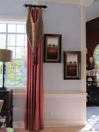 Side Panel Curtains Lofty Design Ideas Curtain Rods For Side Panels Decorating