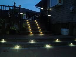 best deck stair lights