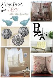 home decor ideas for less