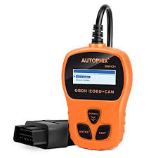 car check engine light code reader obd ii car engine fault code reader autophix om121 handheld