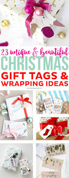 unique christmas wrapping paper 23 unique christmas gift tags and wrapping ideas printable crush