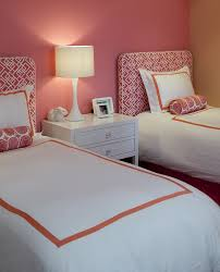 Coral Bedrooms Coral Bedroom Tattered And Inked Coral Aqua S Room