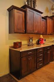 knotty alder shaker door cabinet bing images home pinterest
