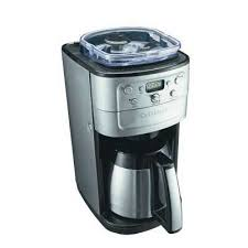 Cuisinart DGB900BCU Grind and Brew Coffe Plus Maker