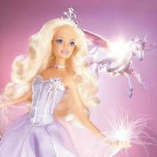 barbie doll soars heights original princess tale