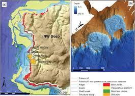 late quaternary coastal landscape morphology and evolution of the