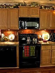 top of kitchen cabinet ideas above kitchen cabinet storage black stove wooden set brick columns