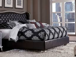 Hollywood Bedroom Set by Glam Furniture Home Design Inspiration Ideas And Pictures