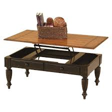 country vista lift top coffee table occasional table end table