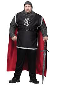 men u0027s medieval knight costume plus size masquerade express
