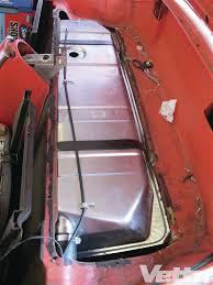 corvette central com vemp 1303 19 corvette central deluxe gas tank kit tank installed
