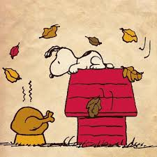47 best snoopy peanuts thanksgiving images on peanuts