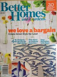 Better Homes And Gardens Summer - 58 best better homes and gardens magazine covers images on