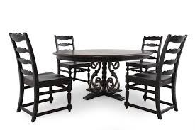 hooker treviso five piece dining set mathis brothers furniture