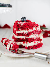 amazing red velvet cake from scratch chefjar
