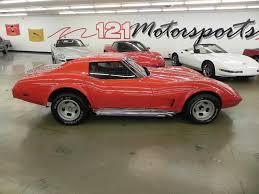 corvette l48 1977 chevrolet corvette l48 in mt zion il 121 motorsports