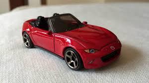 mazda sports car models mazda mx 5 miata 2015 1 64 matchbox youtube