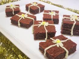 beet red velvet brownie gifts baking in pink