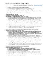 social work resume exles sle social work resumes free resumes tips
