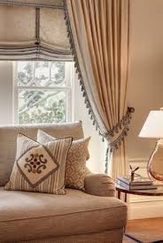 Blinds And Matching Curtains Matching Curtains And Roman Blinds Eyelet Curtain Curtain Ideas
