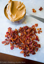 recipe for dog treats peanut butter bacon dog treats sallys baking addiction