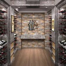 Wine Cellar Wall - furniture inviting wine cellar racks to keep your best wine