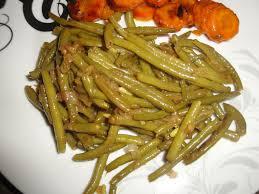 cuisiner haricot vert haricots verts un amour de cuisine