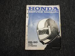 100 1988 cbr600f service manual cbr1000f archives rare