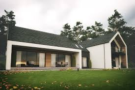 modern house in slieve gullion newry county armagh architects