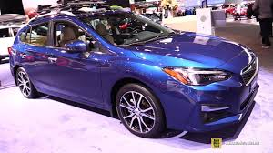 subaru purple 2017 subaru impreza limited exterior and interior walkaround