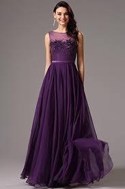 robe violette mariage violet robes pour les femmes edressit