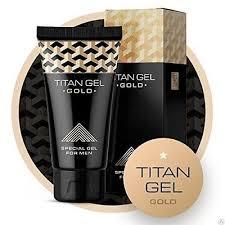 titan gel intimate lubricant for men by hendels garden 50 ml