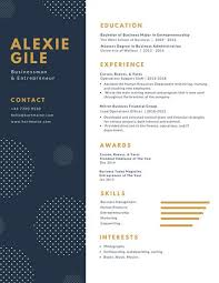 designer resume resume templates canva