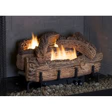 Gas Logs For Fireplace Ventless - 18