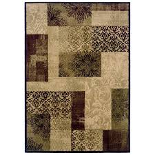 Lowes Area Rug Sale Allen Roth Harrisburg Rectangular Transitional Area Rug