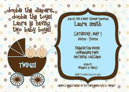 baby shower invitations for twin boys theruntime com
