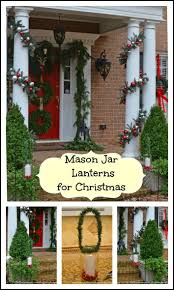 336 best christmas on the porch images on pinterest christmas diy mason jar lanterns for christmas by between naps on the porch