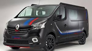 renault f1 van renault trafic formula edition revealed in the netherlands